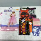 New Mixed Lot Wholesale Halloween Costume Treat Bags Pumpkin Carver Nunchakus