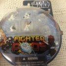 NEW Star Wars Fighter Pods Series 1 Stormtrooper Princess Leia Set