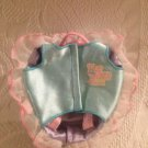 VTG 1988 Mattel Turtle Tots Toy Trista Cloth Shell ONLY
