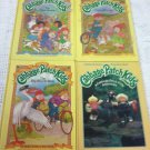 VTG Lot Cabbage Patch Kids Making Friends Adventure Bicycle Race Great Rescue