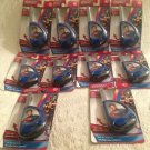 Lot 10 Justice League Superman Flip Key Makes Noise Party Favors Goodie Bags
