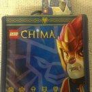 NEW Lego Legends Of Chima Storage & Play Battle Case Zipbin Holds 400 Bricks