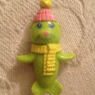 Vintage Kenner Sea Wees Icy Gals Shivers Green Seal W/ Pink Hat