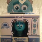 NEW Disney Pixar Monsters Inc. University Roll A Scare Sulley Figure Pop Open