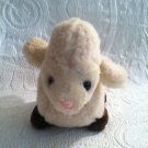 "7"" Vintage 1980's Russ Plush Lammy Stuffed Lamb Sheep # 942 VTG"