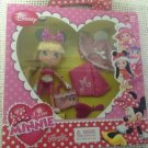 NEW I Love Minnie Mouse Beach Fun Bathing Suit Set Flexible Doll W Outfit Famosa