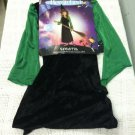 NEW Halloween Bewitched Samamtha Witch Hirl Child Costume 4 To 6x