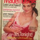 Mademoiselle Magazine April 1999 Katie Holmes Dawsons Creek