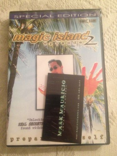 DVD Magic Island Episode 2 Mark Maurico Special Edition
