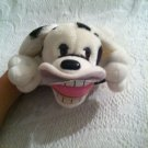 "9"" 1991 Playskool L'il Pooches Sparky Plush Stuffed Nice Mean Dog"