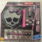 NEW Halloween Costume Girls Make Up Accessory Kit Fangtastic Monster High