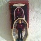 1995 Star Trek Next Generation Hallmark Ornament Captain Jean Luc Picard