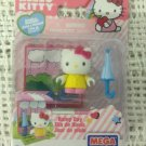 Mega Bloks Hello Kitty Rainy Day 10813 Figure Building Blocks Set 7 Pcs