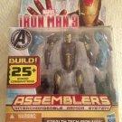 Marvel Iron Man 3 Assemblers Interchangeable Armor System Stealth Tech Figure