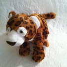"Kohls Cares for Kids Plush Stuffed World of Eric Carle CHEETAH LEOPARD 13"" Long"