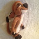 "11"" Lion King Plush Stuffed Timon Meerkat Moveable Arms"