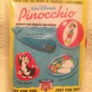 Burger King Disney Pinocchio Summer Inflatables Figaro Bobber MIB
