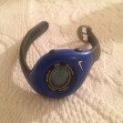 Nike Digital Watch Water Resistant 30M Blue W/ Black Band