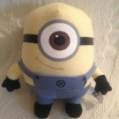 "2011 7"" Despicable Me Plush Stuffed One Eyed Yellow Minion"