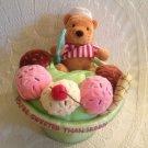 Disney Winnie Pooh Sweet Shoppe You're Sweeter Than Hunny Sundae Plush Stuffed