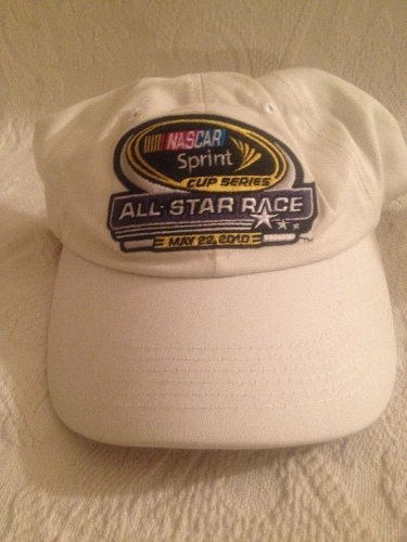 Nascar Sprint Cup Series Racing All Star Race May 22 2010 Hat Cap Adjustable