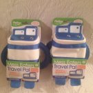 Lot Pkolino Mess Eaters Travel Pal Attachable Storage For Bikes Car Seats Etc