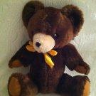 "Rare 12"" Vintage 1979 Dakin Nature Babies Blair Teddy Bear Brown Plush Stuffed"