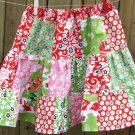 Girls Funky Christmas Euro Skirt 12m -8