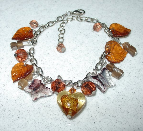 Brown Love Bracelet