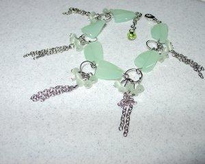 Jade Green Bracelet