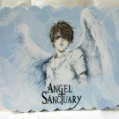 Angel Sanctuary Mousepad - Setsuna