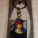 Death Note Manga Keychain - Light #3