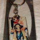 Melancholy of Haruhi Suzumiya Keychain - Girls