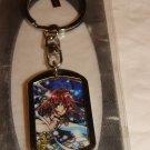 Tsubasa Chronicles Keychain - Sakura #1 Blue