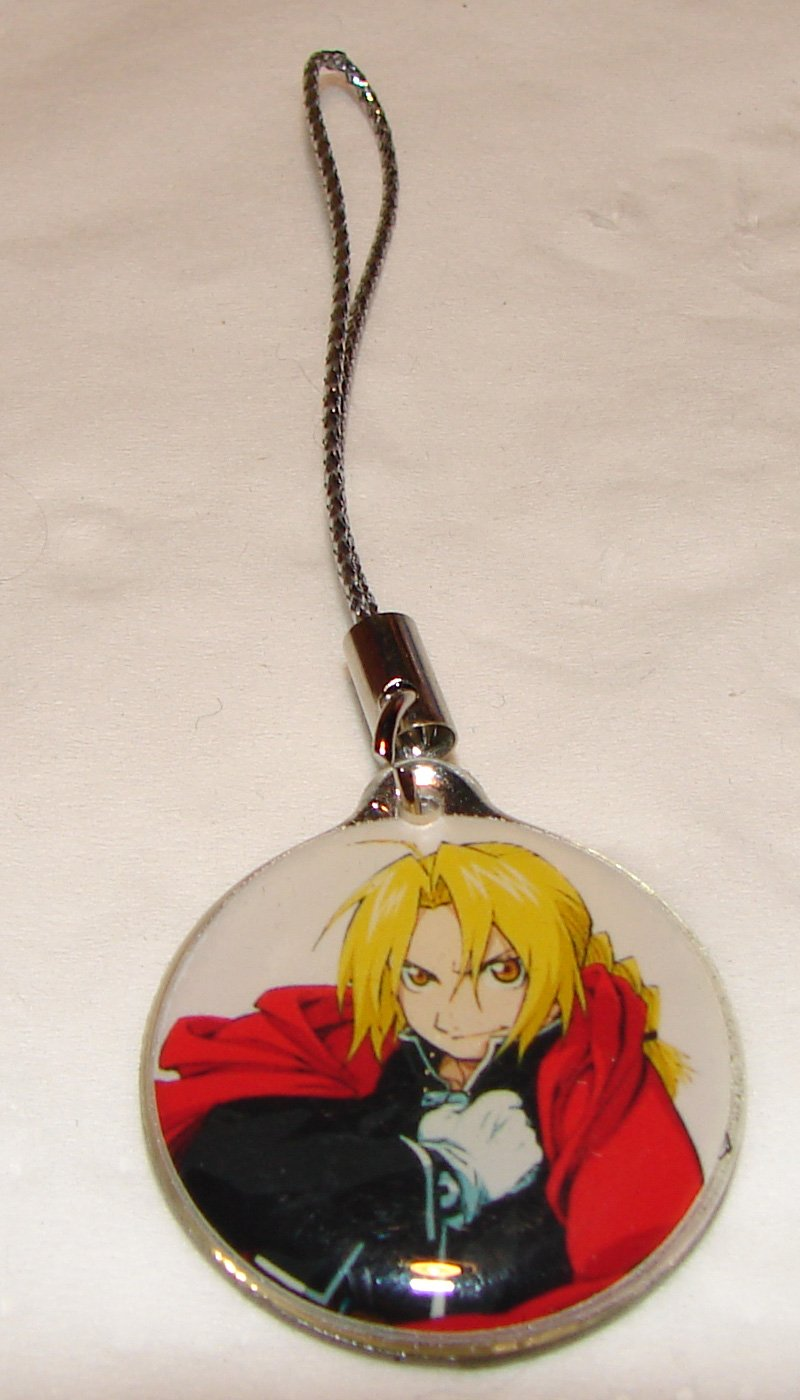 Full Metal Alchemist Cell Phone Charm - Ed #4