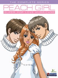 Peach Girl: Super Pop Love Hurricane (The Complete Series)