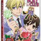 Ouran High School Host Club Season 1 DVD Part 1