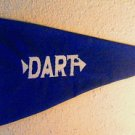Custom Cotton Dart Boat Burgee Flag