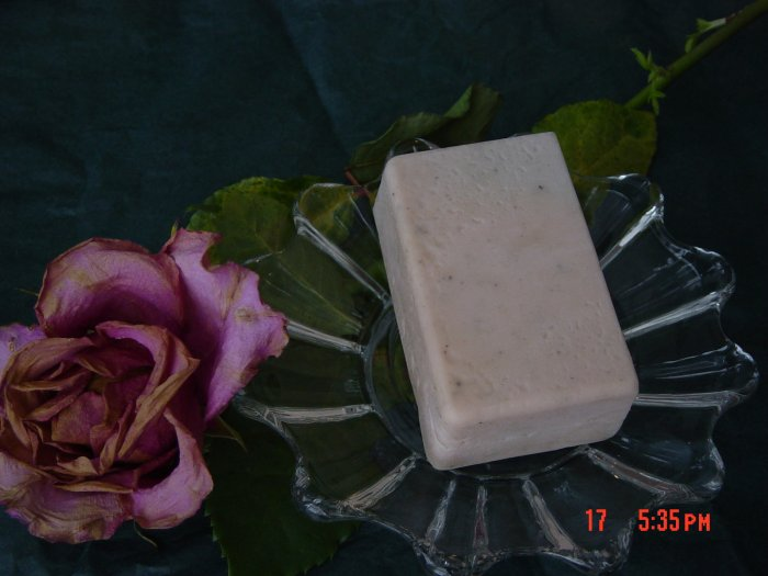 CHAMOMILLE Handmade Soap - 4 OZ. BAR