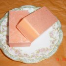 GARDENIA AND VANILLA SUNRISE Handmade Soap - 4oz. BAR