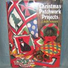 Christmas Patchwork Projects Linda Seward 1st edition how to book AL1082