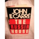 The Russia House by John Le Carré 1st edition dust jacket near fine AL1116