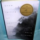 Snow Falling on Cedars David Guterson 1st Vintage ed. AL1140