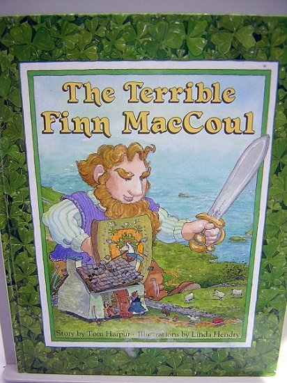 The Terrible Finn MacCoul  Tom Harpur Linda Hendry AL1180