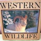 Western Wildlife Schmidt & Schmidt signed 1st edition AL1209