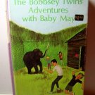 Bobbsey Twins' Adventures with Baby May  Laura Lee Hope AL1218