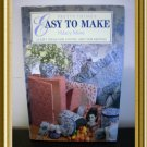 Easy to Make Pretty Things Hilary More 25 gifts AL1234
