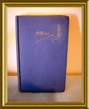 The Day's Play by A A Milne 14th edition 1928  AL1248