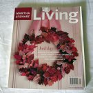Martha Stewart Living magazine Dec 1999 Jan 2000 holiday issue AL1261