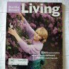 Martha Stewart Living magazine May 1996 lilacs wine shelves AL1275